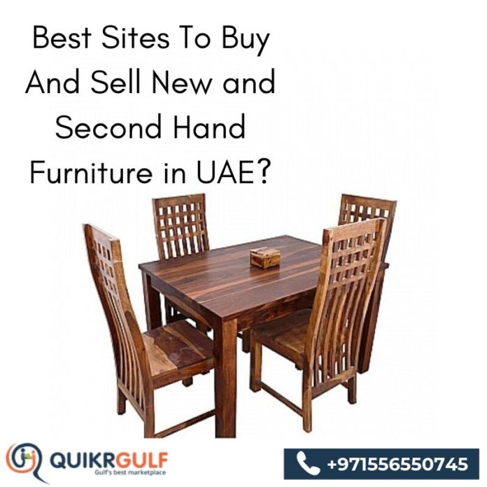 Free Classifieds site for furniture in UAE