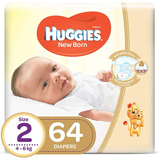Best Baby product brand - Huggies Diapers