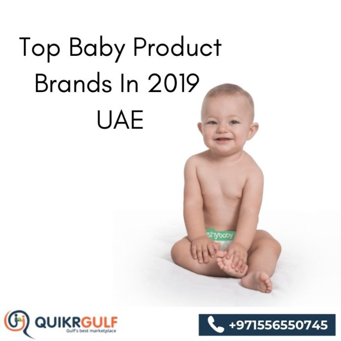 Top Baby Product Brands in UAE - 2019